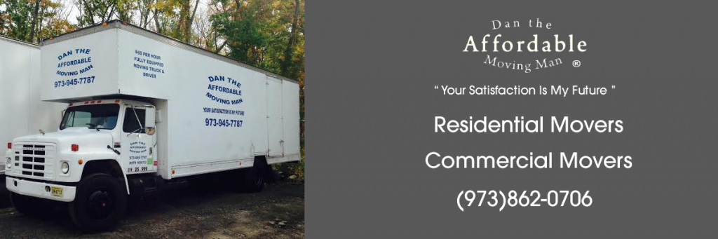 Moving Companies Sussex County New Jersey
