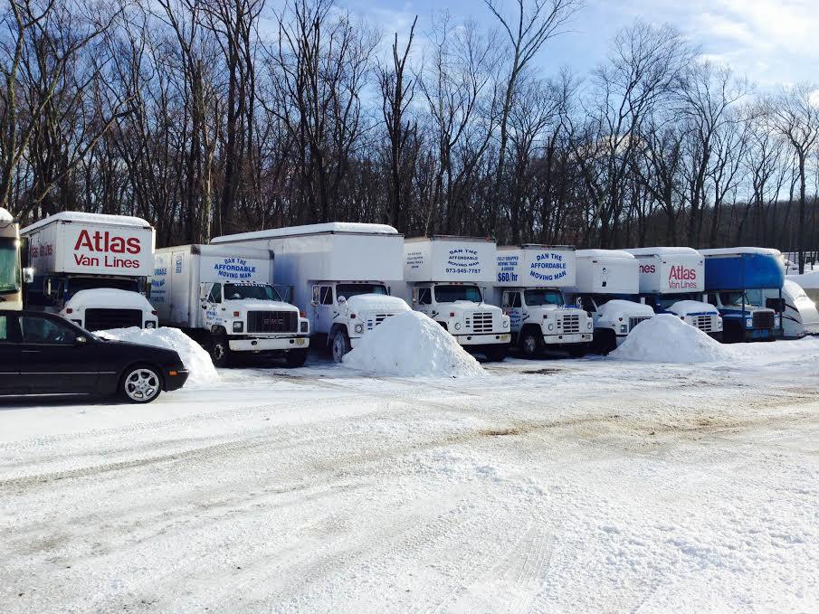 Dan Vernay Jr Moving Company New Jersey