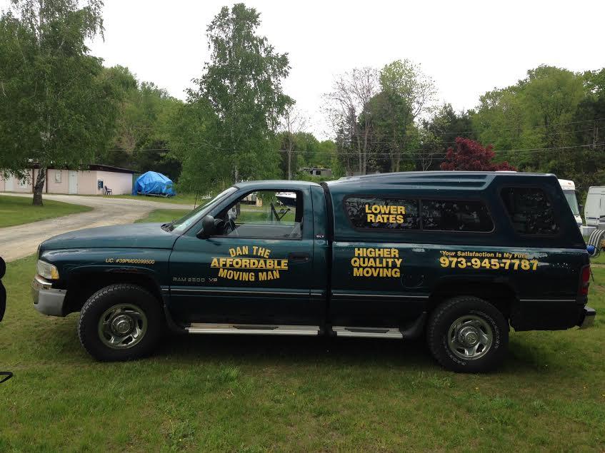 Licensed Moving Dan Vernay Jr