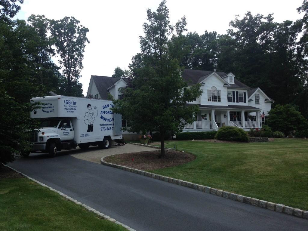 Kinnelon New Jersey Mover