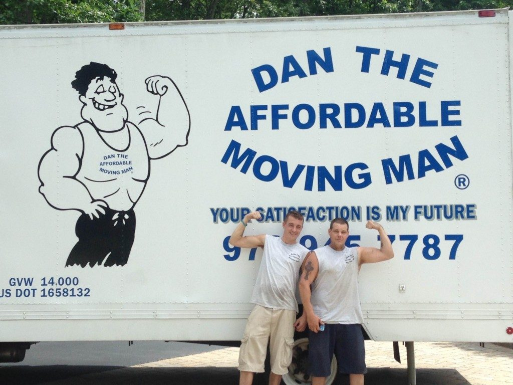 NJ Dan Vernay Moving