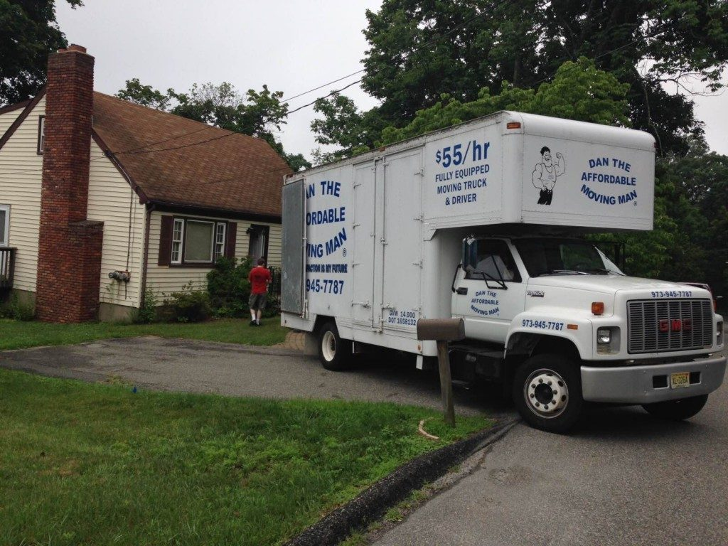 Licensed Movers Sussex County New Jersey