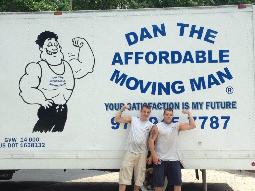 Movers Parsippany NJ 07005